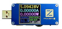 [POWER-Z FL001] USB Power Meter